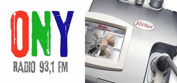 Audycja w Radio ONY